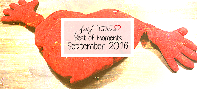 Best of September 2016: Moments